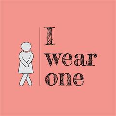 December 2015 — I Wear One